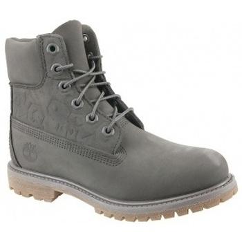 Boty Ženy Kotníkové boty Timberland 6 In Premium Boot W šedá