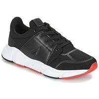 Boty Muži Nízké tenisky Asfvlt FUTURE Černá / Bílá / Červená