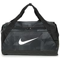 Taška Sportovní tašky Nike BRASILIA SMALL Černá / Bílá