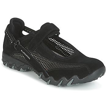 Boty Ženy Sportovní sandály Allrounder by Mephisto NIRO Černá