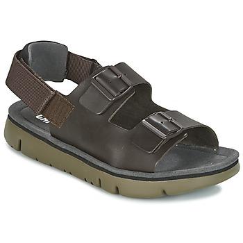 Boty Muži Sandály Camper ORUGA SANDAL Hnědá