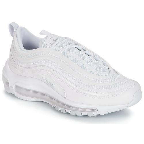 Boty Ženy Nízké tenisky Nike AIR MAX 97 W Bílá