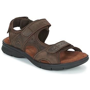 Boty Muži Sandály Panama Jack SALTON Hnědá