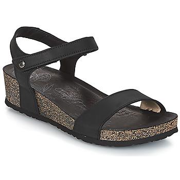 Boty Ženy Sandály Panama Jack CAPRI Černá