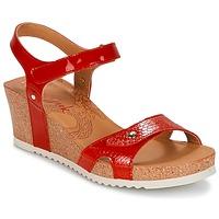 Boty Ženy Sandály Panama Jack JULIA Červená