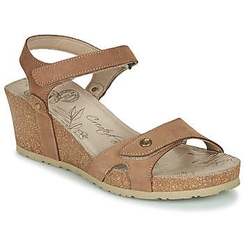 Boty Ženy Sandály Panama Jack JULIA Hnědá
