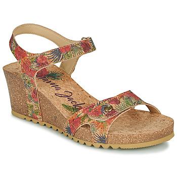 Boty Ženy Sandály Panama Jack JULIA Béžová