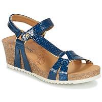 Boty Ženy Sandály Panama Jack VIOLETTA Tmavě modrá