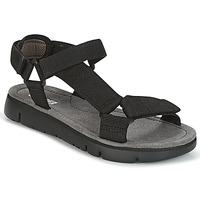Boty Ženy Sandály Camper ORUGA SANDAL Černá