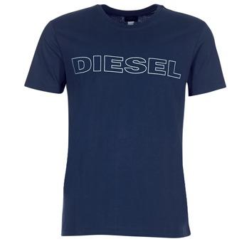 Textil Muži Trička s krátkým rukávem Diesel JAKE Tmavě modrá