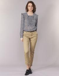 Textil Ženy Mrkváče Maison Scotch BEIBEO Béžová