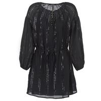 Textil Ženy Krátké šaty Maison Scotch DRAGUO Černá