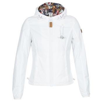 Textil Ženy Větrovky 80DB Original KALIX Bílá