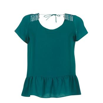 Textil Ženy Halenky / Blůzy Betty London INOTTE Zelená