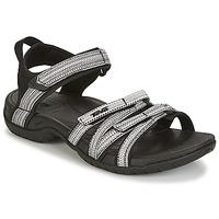 Boty Ženy Sportovní sandály Teva TIRRA Černá / Bílá