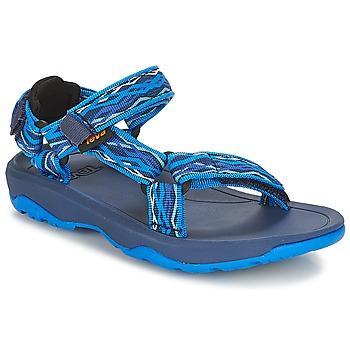 Boty Chlapecké Sportovní sandály Teva HURRICANE XLT 2 Modrá
