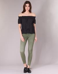 Textil Ženy Kapsáčové kalhoty G-Star Raw D-STAQ 5-PKT MID SKINNY COJ WMN Světlá