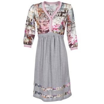 Textil Ženy Krátké šaty Cream ZAIROCE Šedá