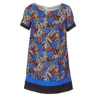 Textil Ženy Krátké šaty Molly Bracken JUNCE Modrá