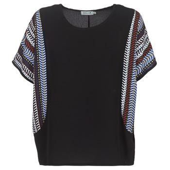 Textil Ženy Halenky / Blůzy Molly Bracken VEVE Černá
