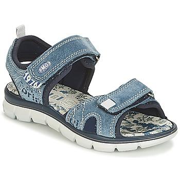 Boty Chlapecké Sandály Primigi RAPASTIC Modrá