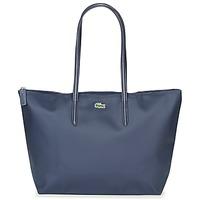 Taška Ženy Velké kabelky / Nákupní tašky Lacoste L 12 12 CONCEPT Tmavě modrá