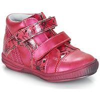 Boty Dívčí Kotníkové boty GBB ROXANE Růžová