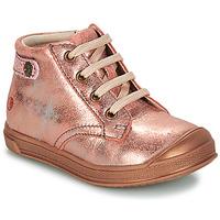 Boty Dívčí Kotníkové boty GBB REGINE Růžová