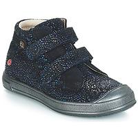 Boty Dívčí Kotníkové boty GBB RACHEL Modrá