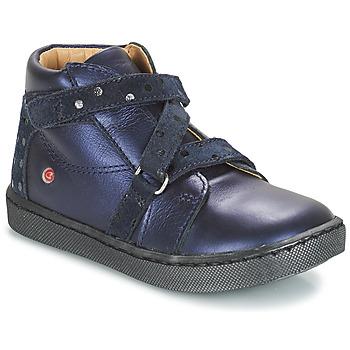Boty Dívčí Kotníkové boty GBB RAYMONDE Tmavě modrá