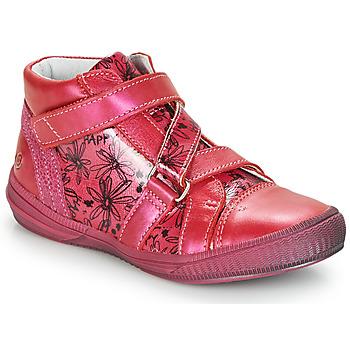 Boty Dívčí Kotníkové tenisky GBB RADEGONDE Růžová