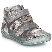 Boty Dívčí Kotníkové boty GBB RAFAELE Stříbrná