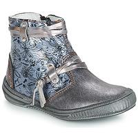 Boty Dívčí Kotníkové boty GBB REVA Modrá