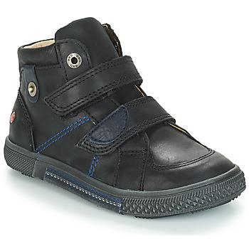Boty Chlapecké Kotníkové boty GBB RANDALL Černá