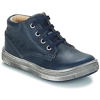 Boty Chlapecké Kotníkové boty GBB NINO Modrá