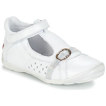 Boty Dívčí Sandály GBB SALOME Bílá