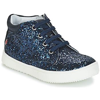Boty Dívčí Kotníkové boty GBB SACHA Tmavě modrá