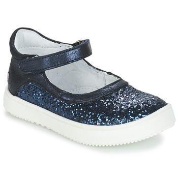 Boty Dívčí Kotníkové boty GBB SAKURA Tmavě modrá