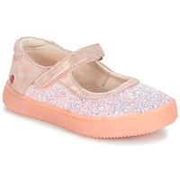 Boty Dívčí Kotníkové boty GBB SAKURA Růžová