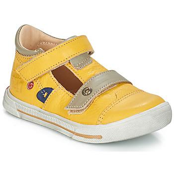 Boty Chlapecké Sandály GBB STEVE Žlutá
