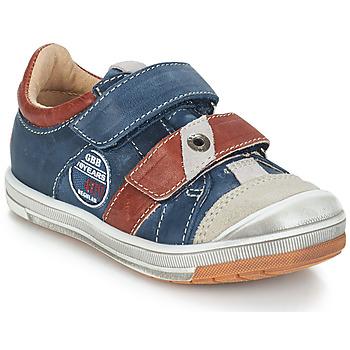 Boty Chlapecké Kotníkové boty GBB SERGE Tmavě modrá