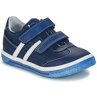 Boty Chlapecké Kotníkové boty GBB STALLONE Tmavě modrá
