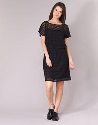 Textil Ženy Krátké šaty Esprit AXERTA Černá