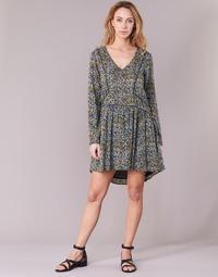 Textil Ženy Krátké šaty Kaporal VERA Béžová / Vícebarevná