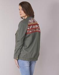 Textil Ženy Bundy Kaporal MABYL Khaki