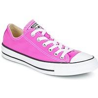Boty Ženy Nízké tenisky Converse Chuck Taylor All Star Ox Seasonal Colors Růžová