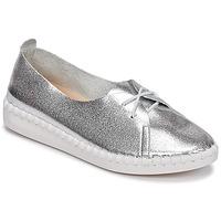 Boty Ženy Šněrovací polobotky  LPB Shoes DEMY Stříbrná