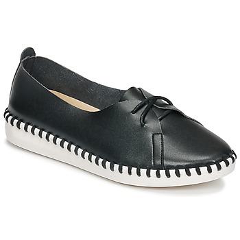 Boty Ženy Šněrovací polobotky  LPB Shoes DEMY Černá