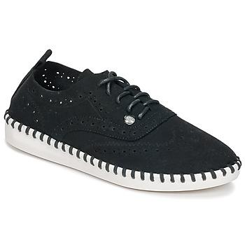 Boty Ženy Šněrovací polobotky  LPB Shoes DIVA Černá