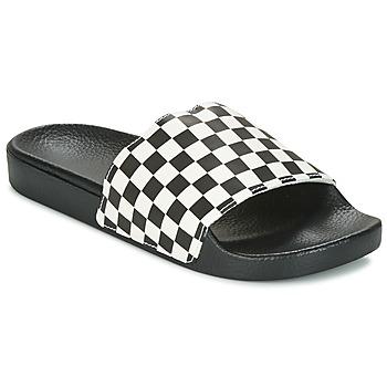 Boty Muži pantofle Vans MN SLIDE-ON Černá